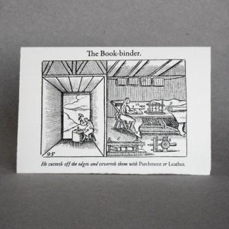 Comenius: bookbinder
