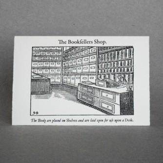 Comenius: bookseller