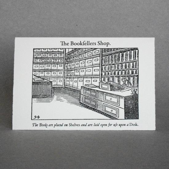 Comenius Series: Bookseller