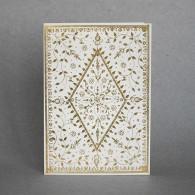 Irish Binding card