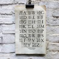 Durer's Alphabet