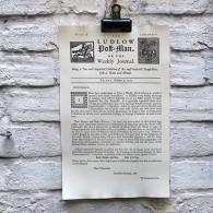 The Ludlow Postman