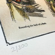 A Day at a Bookbinder's