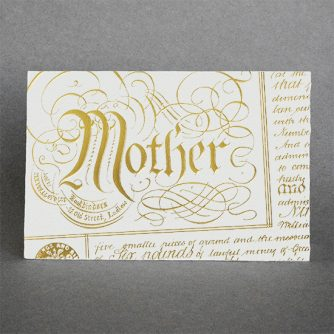Mother (gold)