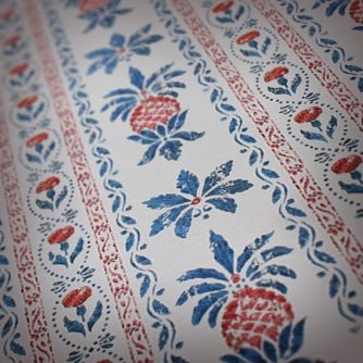 Pineapple Paper – detail